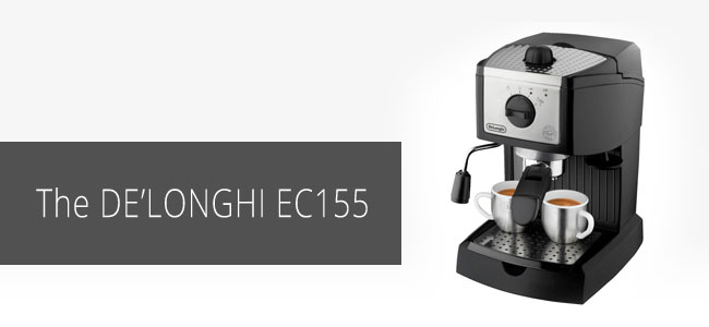 The-DELONGHI-EC155