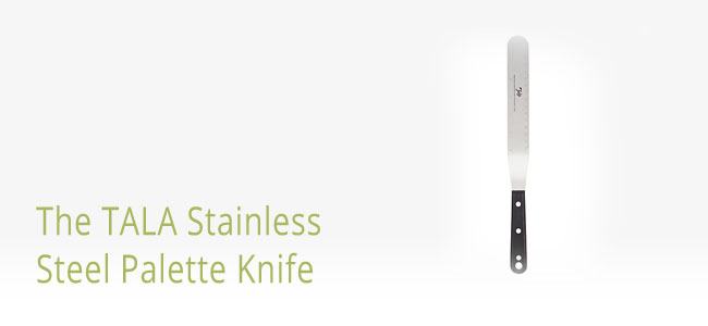 The-TALA-Stainless-Steel-Palette-Knife