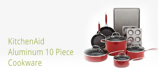 KitchenAid-Aluminum-10-Piece-Cookware