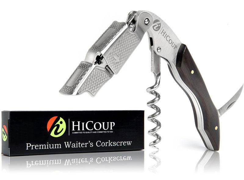 HiCoup-Premium-Waiter's-Corkscrew