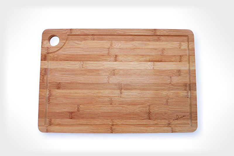 Culina® Extra Large Thick Bamboo Cutting Board