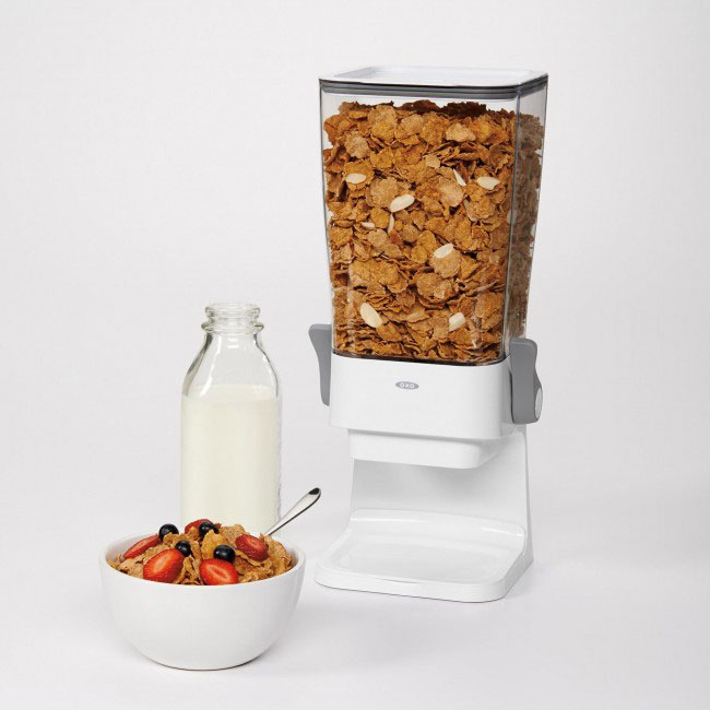 OXO Good Grips Countertop Cereal Dispenser Review