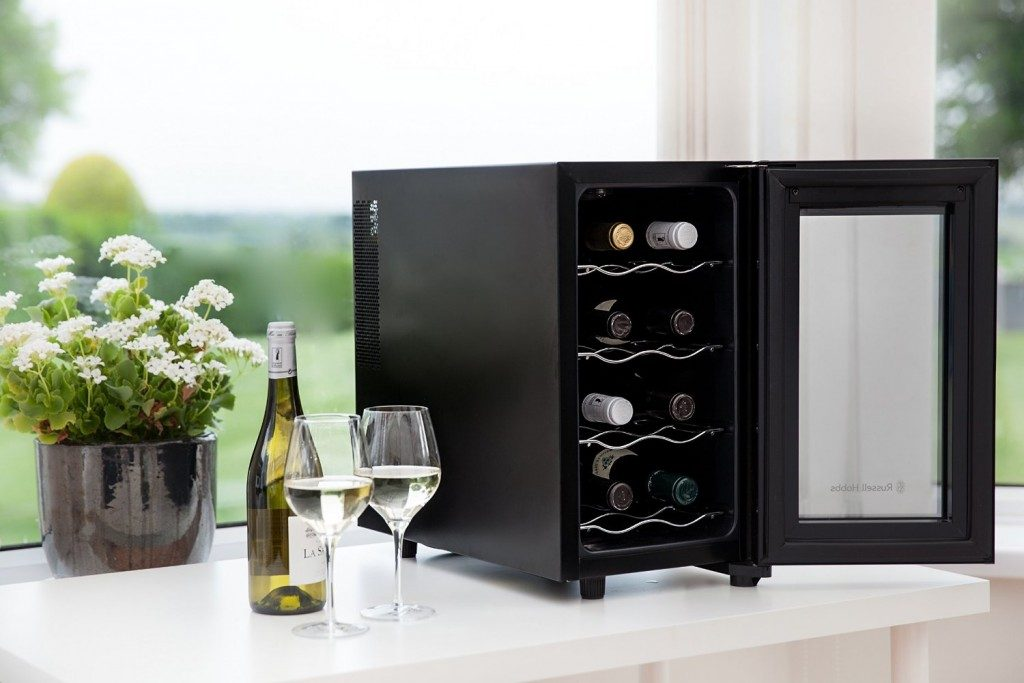 Russell Hobbs 8 Bottle Wine Cooler Review