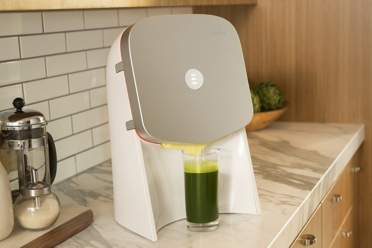 Make Cold-Pressed Juice At Home with Juicero