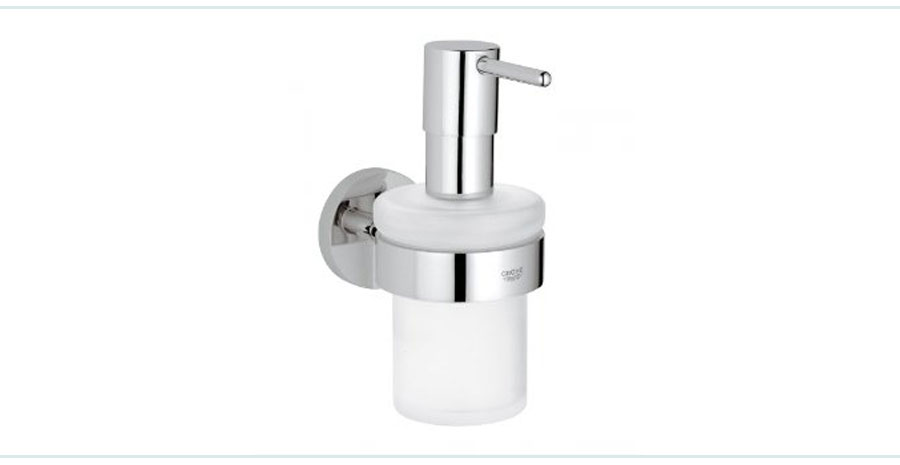 GROHE-Basic-Soap-Dispenser