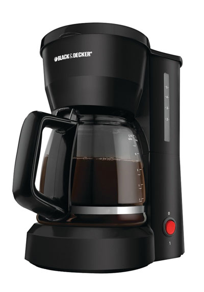 Black & Decker DCM600B CoffeeMaker