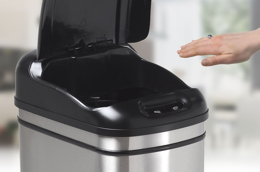 Best Touchless Waste Bins for your Kitchen