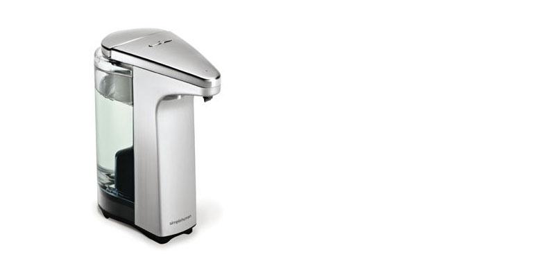 simplehuman 8 oz. Sensor Pump with Soap