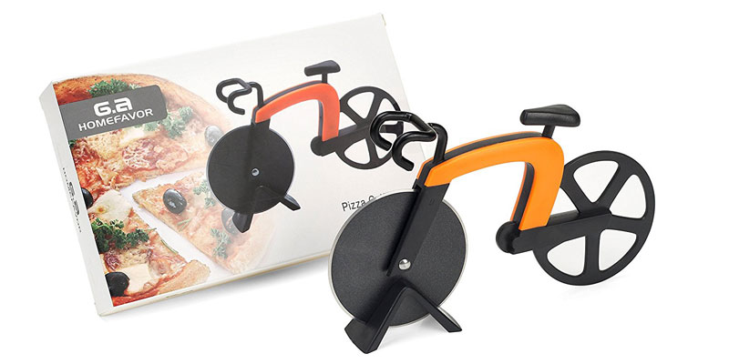 Bicycle Wheel Pizza Cutter