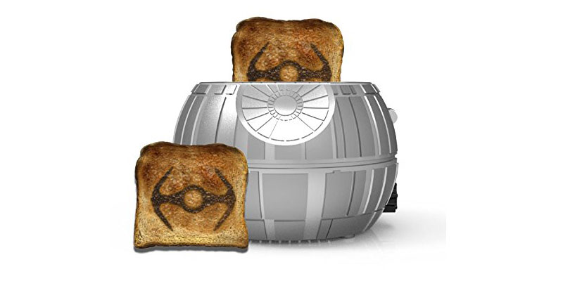 The Star Wars Death Star Toaster