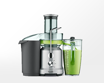 Breville BJE430SIL The Juice Fountain